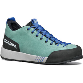 Scarpa Gecko Shoes Women, aqua/violet blue